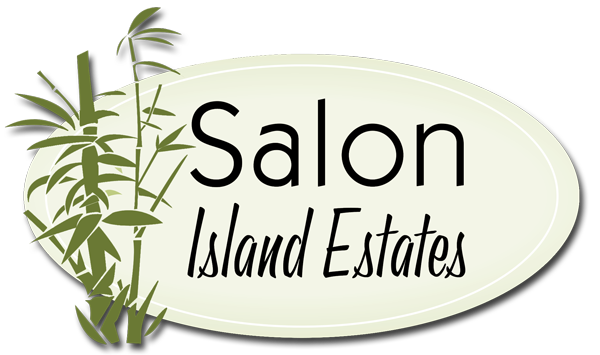 salon island estates logo